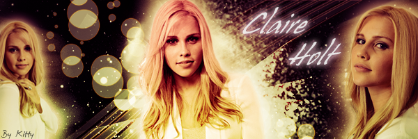 Claire Holt by Kittygifs