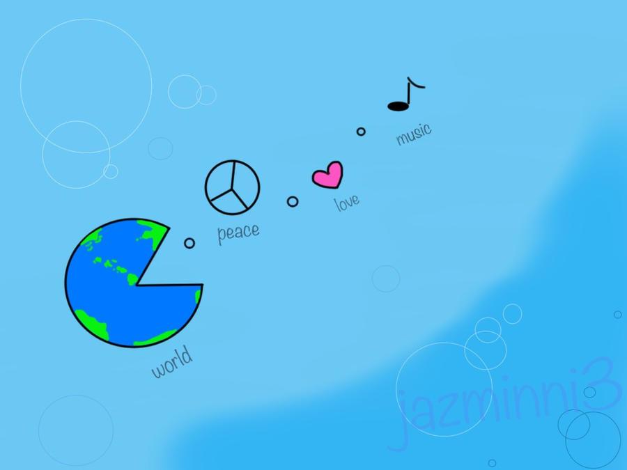 Worldpeacelovemusic By Jazminni3 On DeviantArt