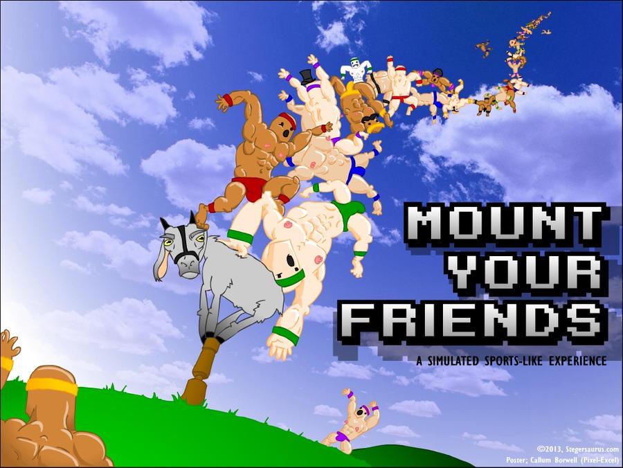 скины для mount your friends скачать