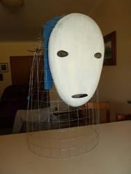 Callum's Cosplay and Costume Corner: No Face (#1)