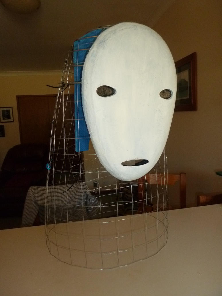 Callum's Cosplay and Costume Corner: No Face (#1) by Pixel-Excel
