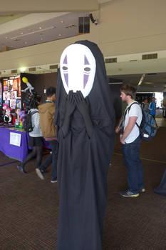 Callum's Cosplay and Costume Corner: No Face (#4)
