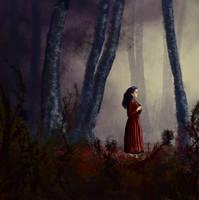 The Woods II by trixxx