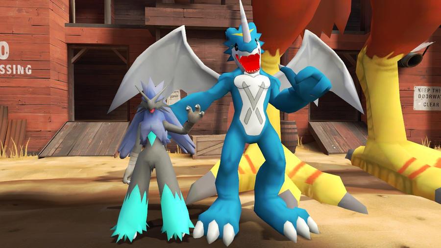 Hey, Digimon! by ZarelTheWindDragon