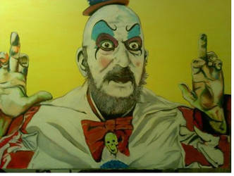 In  Progress: Captain Spauling by CHAINSAW-ZOMBIE