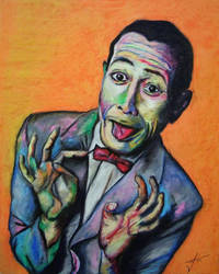 PeeWee Number 1 by CHAINSAW-ZOMBIE