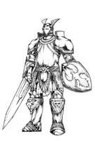 Castlevania: Great Armor by chimeraic