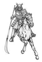 Castlevania: Dead Warrior by chimeraic