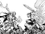 Heaven or Hell by chimeraic