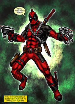 Wade... In Spaaaaceeeee...