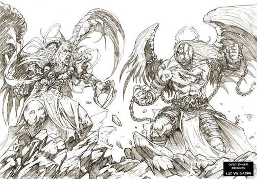 Hellish Battle