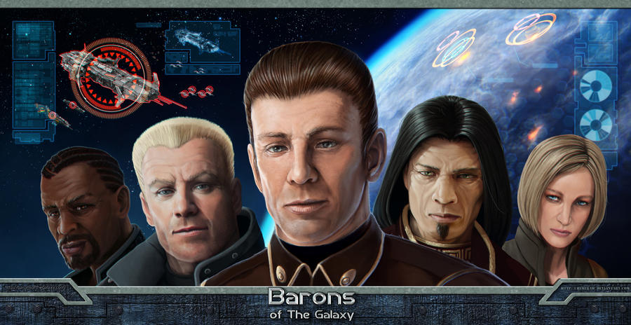 Barons by chimeraic
