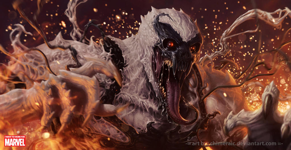 Anti-Venom by chimeraic