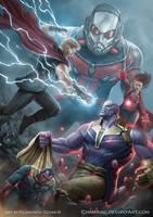 Infinity War by chimeraic