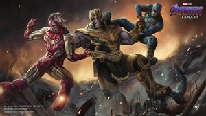 Avengers: Endgame - The Welcome Wagon