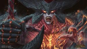 League of Legends - Aatrox's Decay