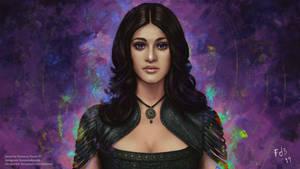The Witcher - Yennefer of Vengerberg