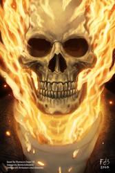 Spirits of Vengeance - Ghost Rider(Johnny Blaze)