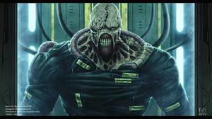 Resident Evil 3 Remake - Nemesis - Test Phase