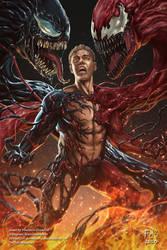 Venom vs Carnage - Spite