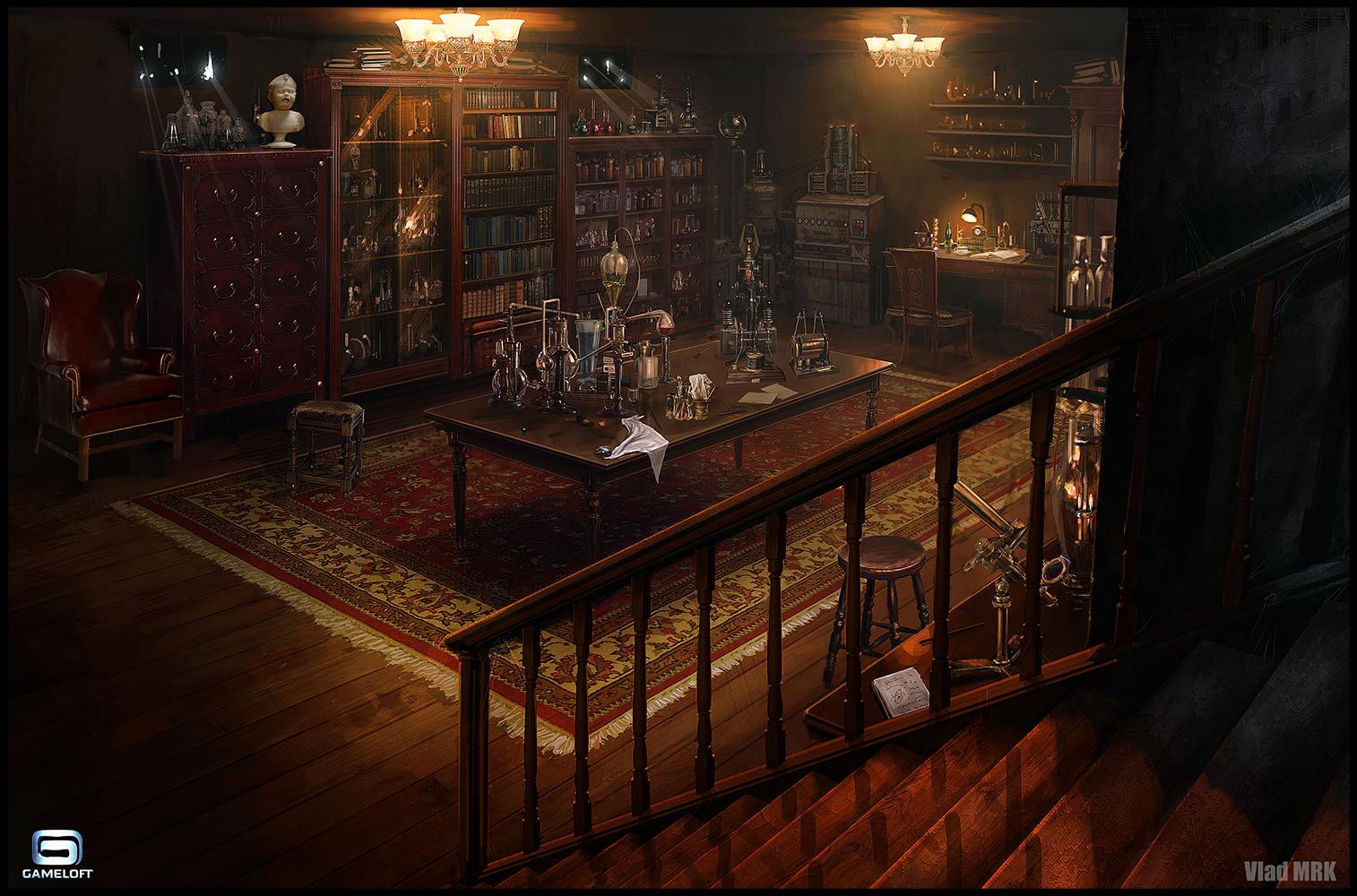 Bedroom Interior Minecraft