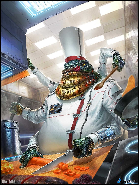 Shamash Chef - advanced version
