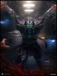 Sci-fi Samurai - advanced version