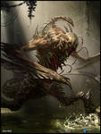 Sewer demon - regular version