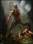 Sewer demon - advanced version