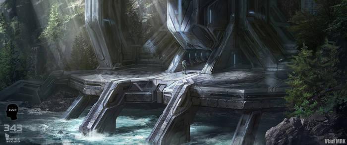 Halo 2 environment