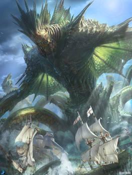 Dagon , the Sea Emperor