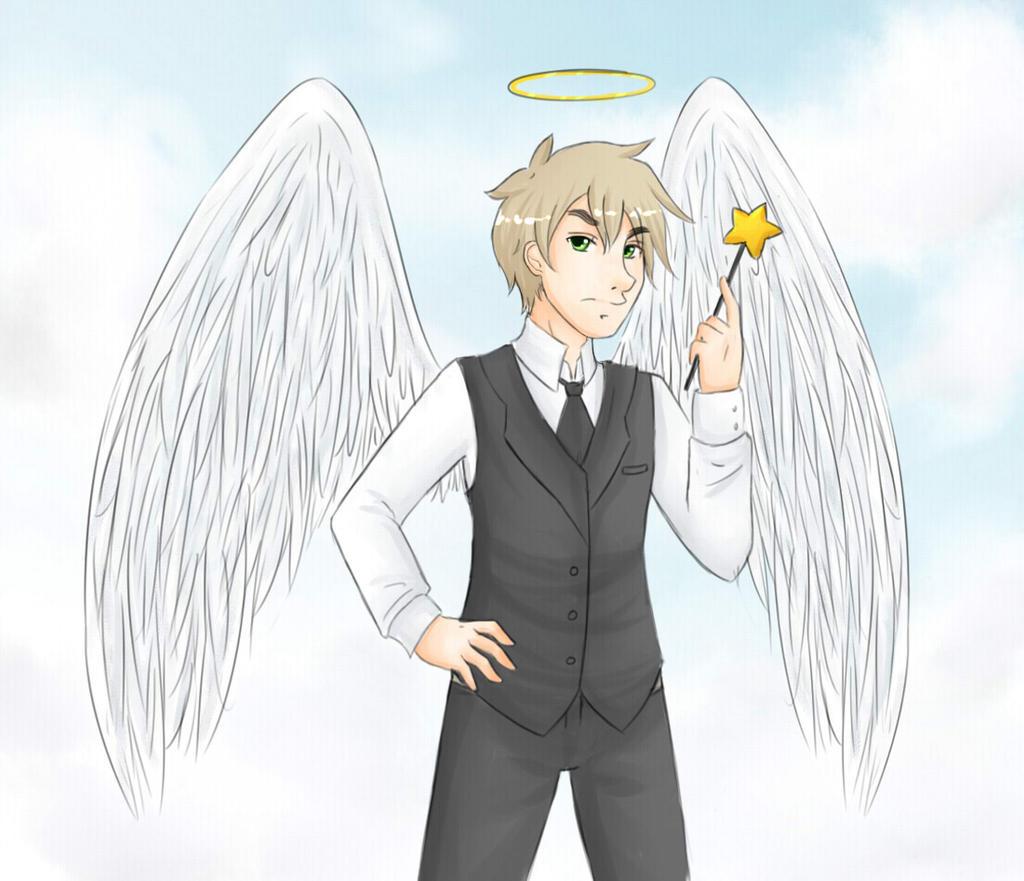 Britannia angel! by TheFrUkingHero
