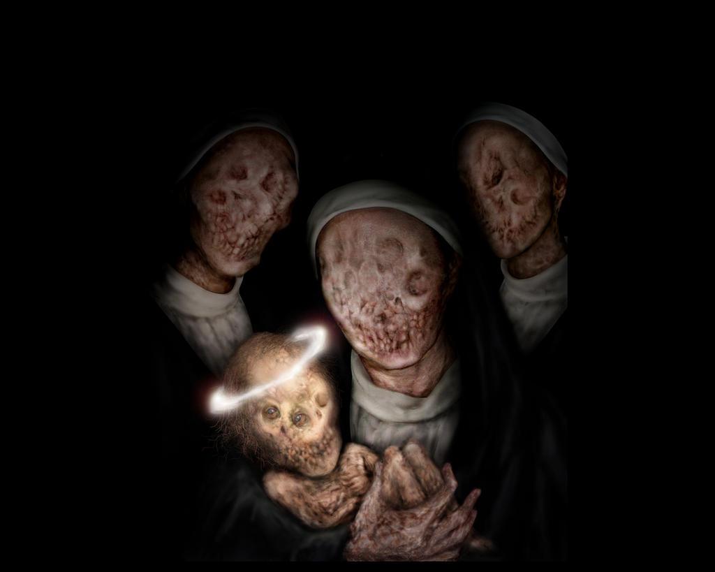 Nuns by joelharlow