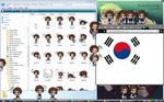 KOREA SHIMEJI -UPDATED-