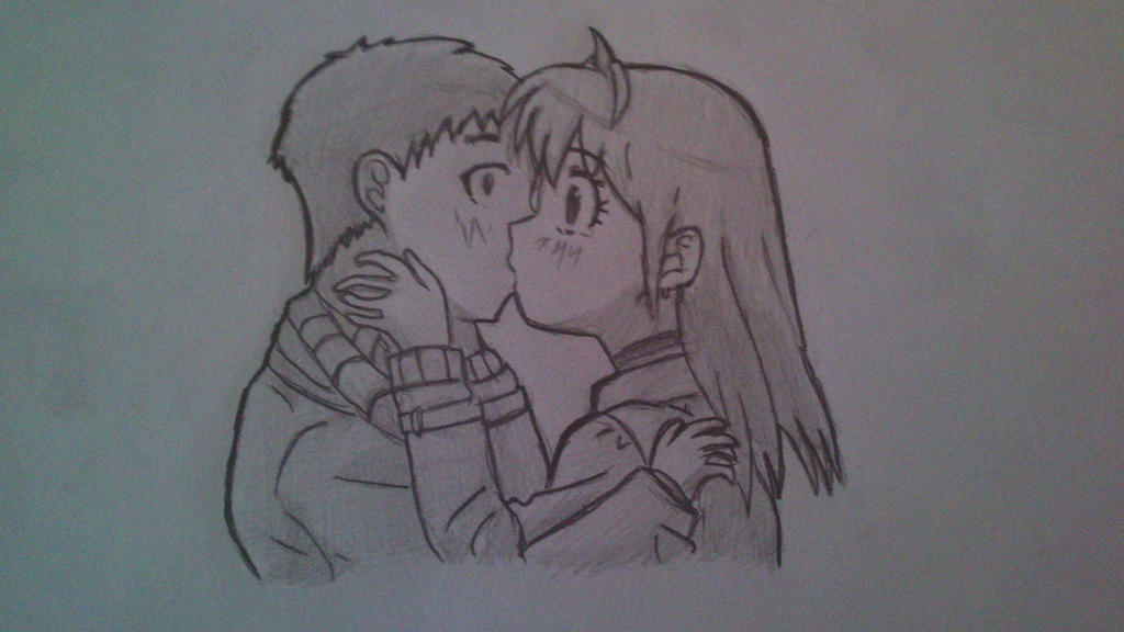deviantART: More Like B gata H kei by FujimotoKou