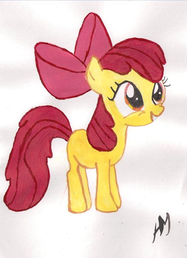 Applebloom by Salriella