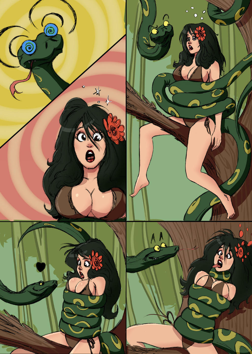 Animated snake girl sex pics fucks gallery