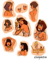 Cleopatra Character Sheet 2 by stvkar