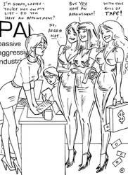 Office Invasion page 4 by stvkar