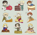 Hetalia: One Sweet World