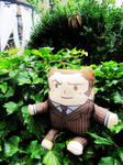 10th Doctor Pillow Plush