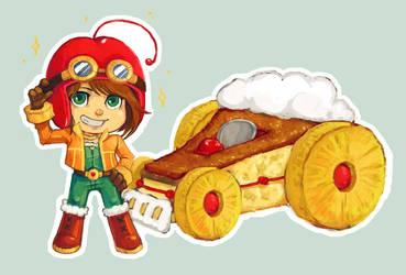 Sugar Rush Racer~