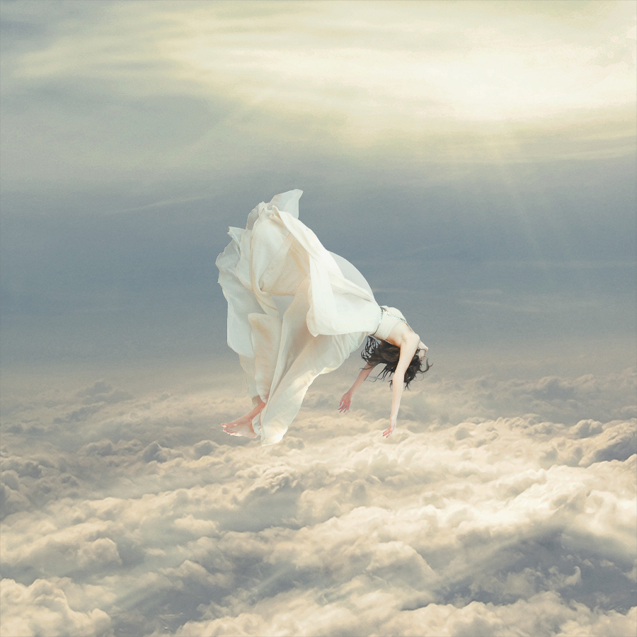 Free Falling Dream by RichardGeorgeDavis