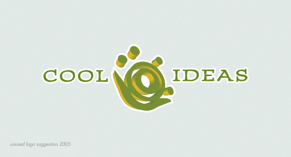 Cool Ideas logo by RGDart