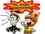 Hi, Baby Luigi!!