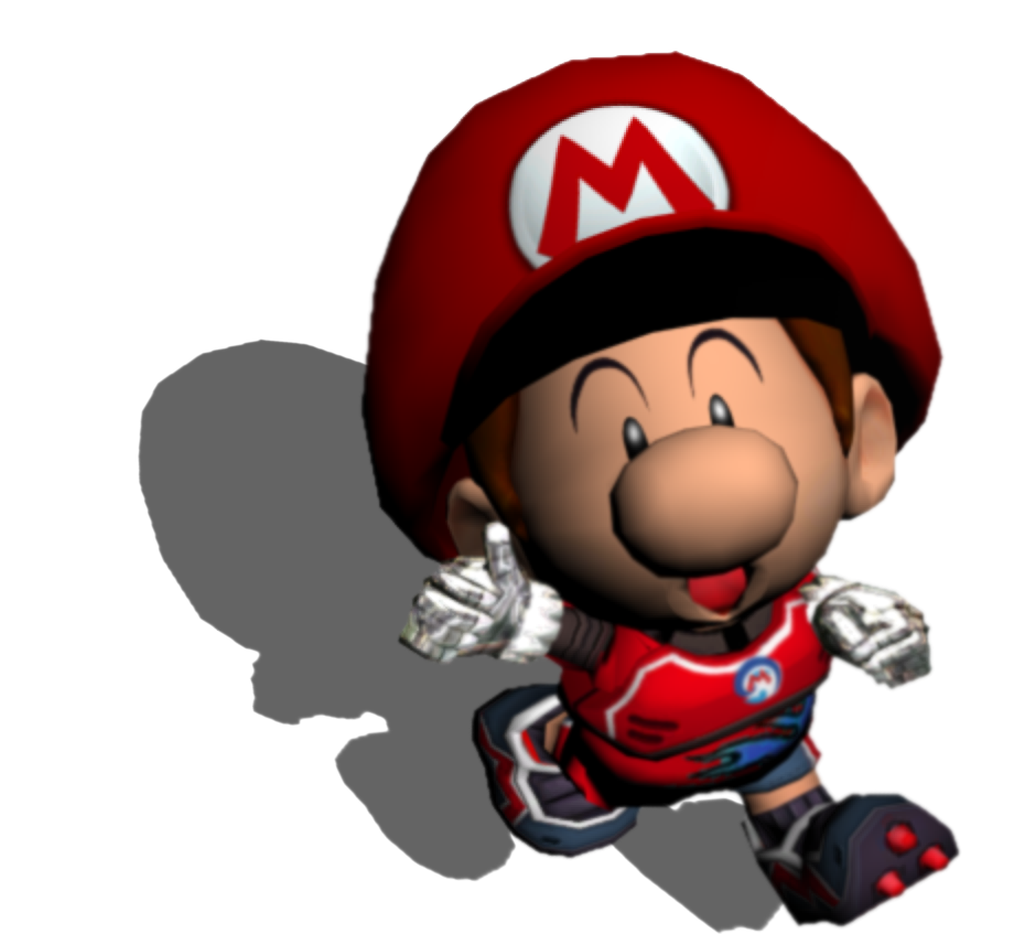 Super Baby Mario Strikers Charged By Babyluigionfire On