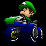 MK8 Baby Luigi