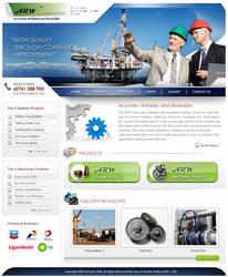 ARW Oiltools - Website