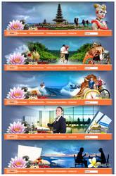 Bali Teratai Mas - Web Banner