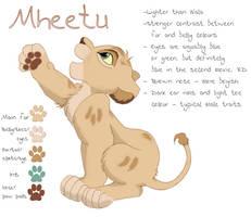 Mheetu Cub Ref Sheet by Nollaig